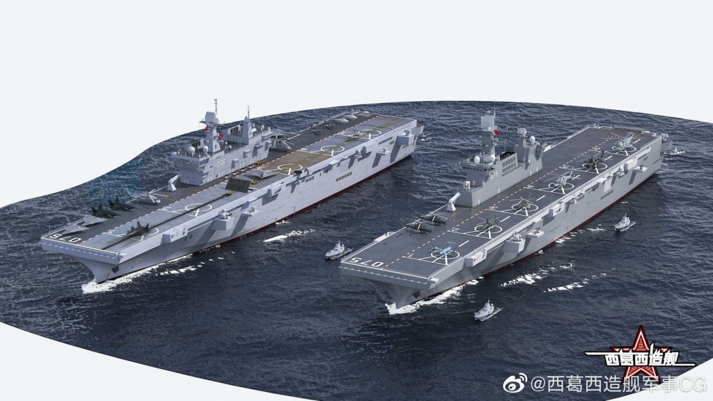 Type 075 landing helicopter dock (LHD) - Page 3 002611
