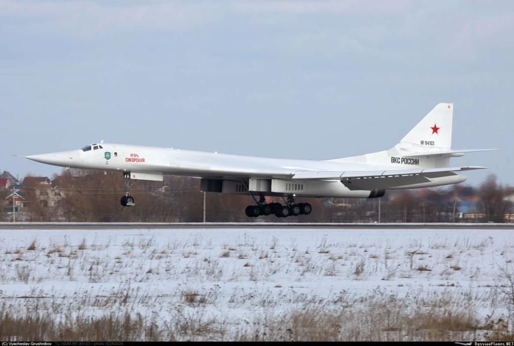 "Tu-160 ""White Swan"" - Page 39 002915"