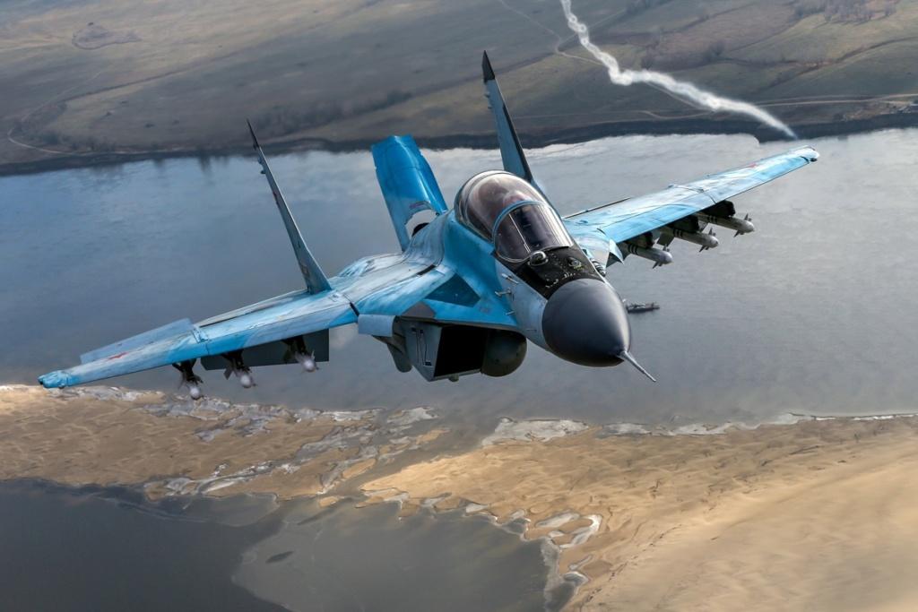 MiG-29/ΜiG-35 Fulcrum: News #2 - Page 4 005110