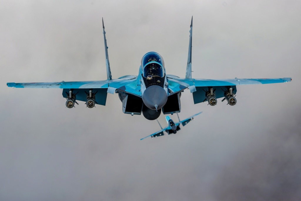 MiG-29/ΜiG-35 Fulcrum: News #2 - Page 4 005210