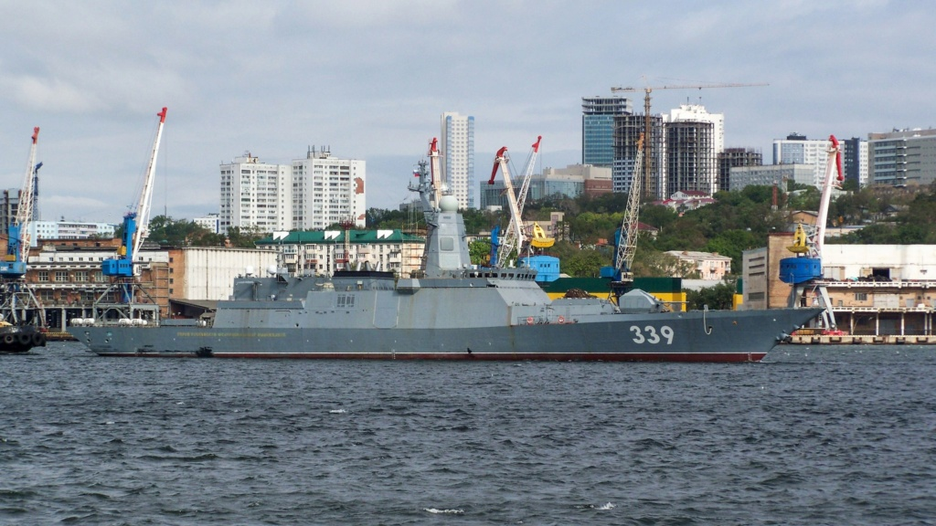 Project 22380(5): Steregushchy Corvette #2 006611