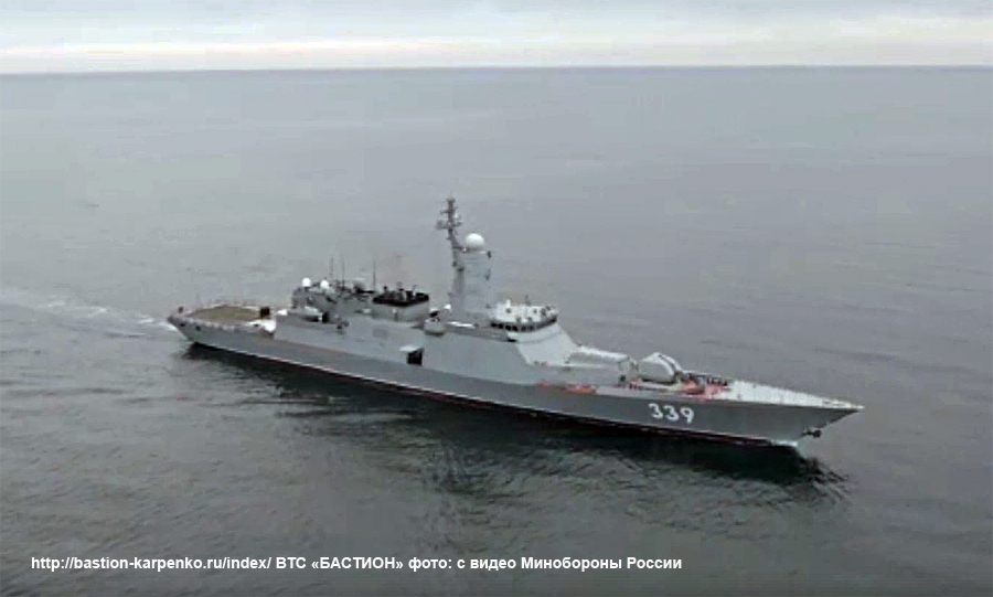 Project 20380(5): Steregushchy Corvette #2 - Page 4 008110