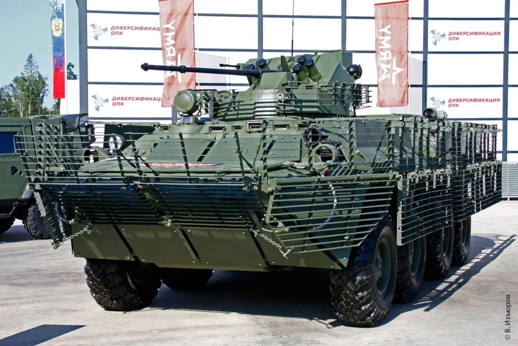 BTR-80/82A and variants: News - Page 13 008411