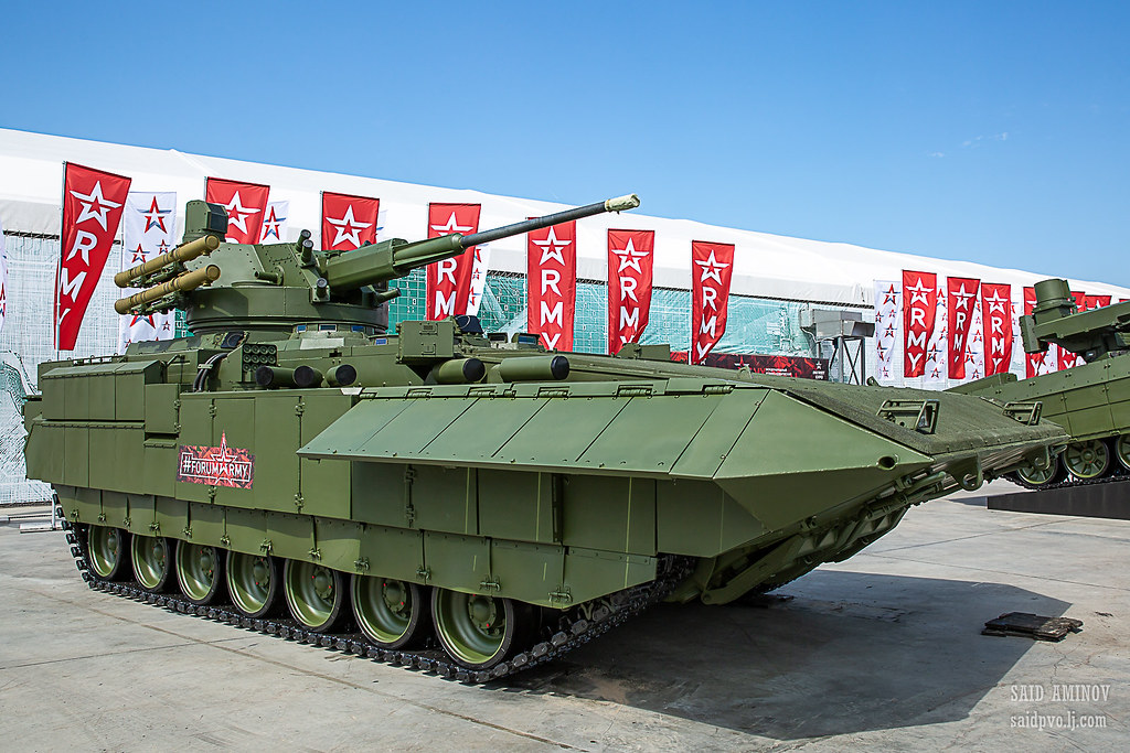 [Official] Armata Discussion thread #5 - Page 4 009910