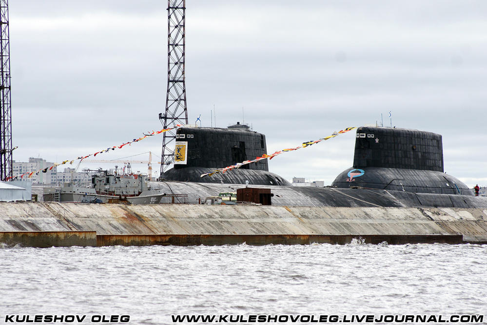 Russian Nuclear Submarine Force: Discussion - Page 17 022310