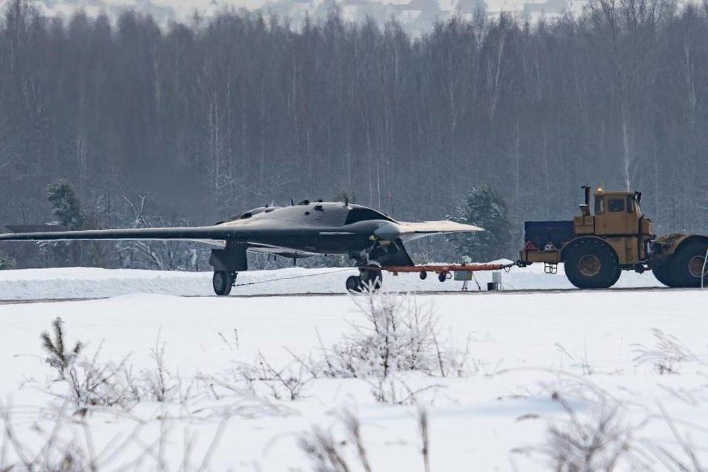 """S-70 """"Okhotnik"""" UCAV 1-199-10"""
