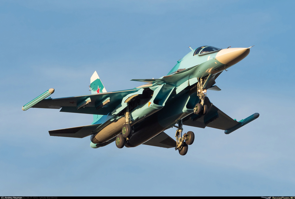 Su-34 Tactical Bomber: News - Page 30 115510