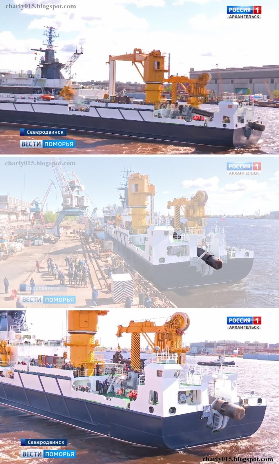 Auxilliary vessels, Special-purpose and minor naval ships - Page 13 20183_10
