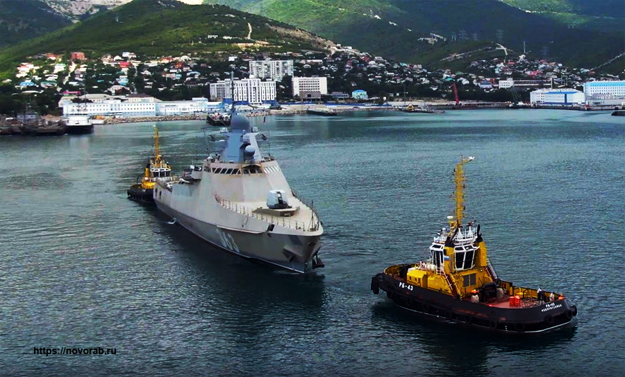 Project 22160 Bykov-class patrol ship - Page 22 22160_10