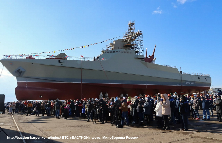 Project 22160 Bykov-class patrol ship - Page 23 22160_15