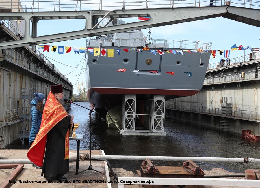 Project 22350: Admiral Sergei Gorshkov #2 - Page 25 22350_13