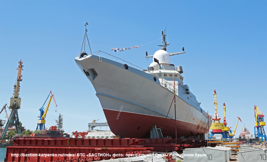 "Project 22800: ""Karakurt"" class missile ship - Page 35 22800_12"