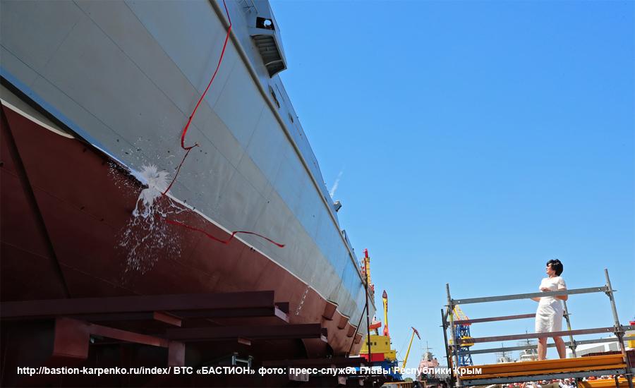 "Project 22800: ""Karakurt"" class missile ship - Page 35 22800_13"