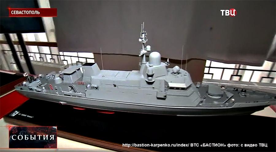 "Project 22800: ""Karakurt"" class missile ship - Page 33 22800m11"