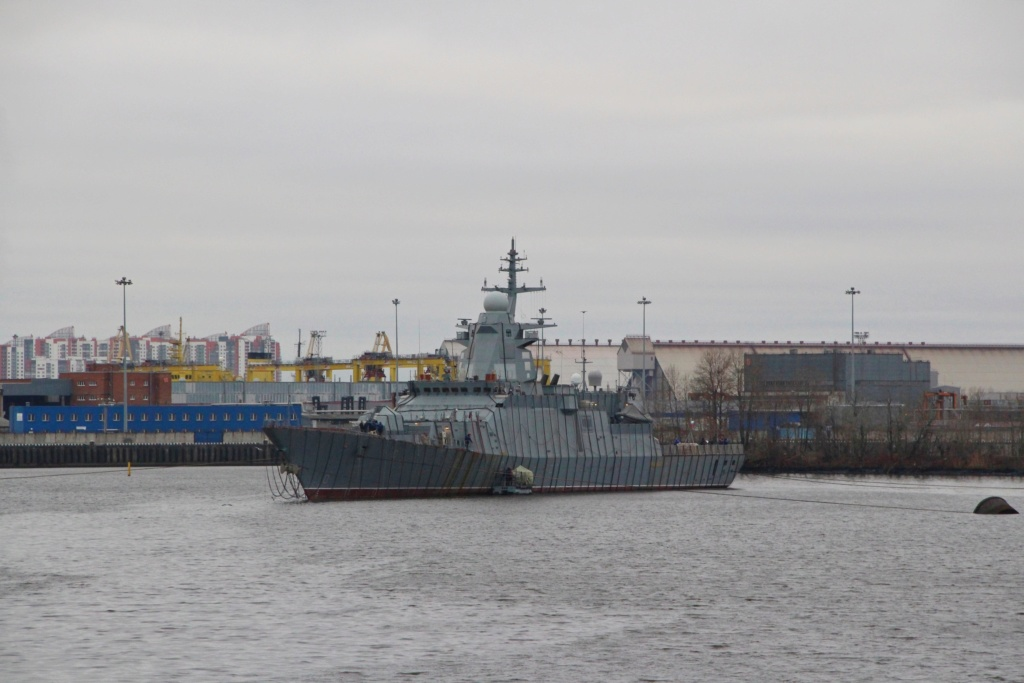 Project 2038.0: Steregushchy Corvette - Page 26 24-68911