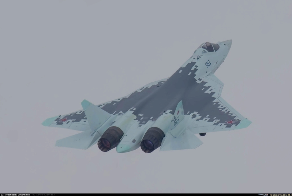 Su-57 Stealth Fighter: News #5 - Page 15 24486310