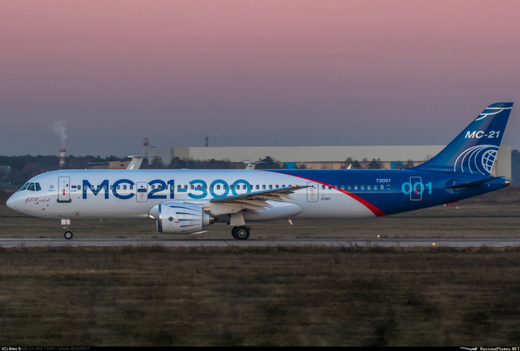 Russian Civil Aviation: News #3 - Page 11 24583710