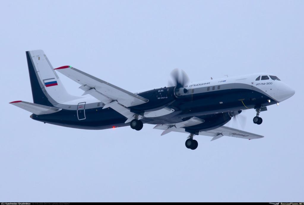 Russian Civil Aviation: News #4 27664710