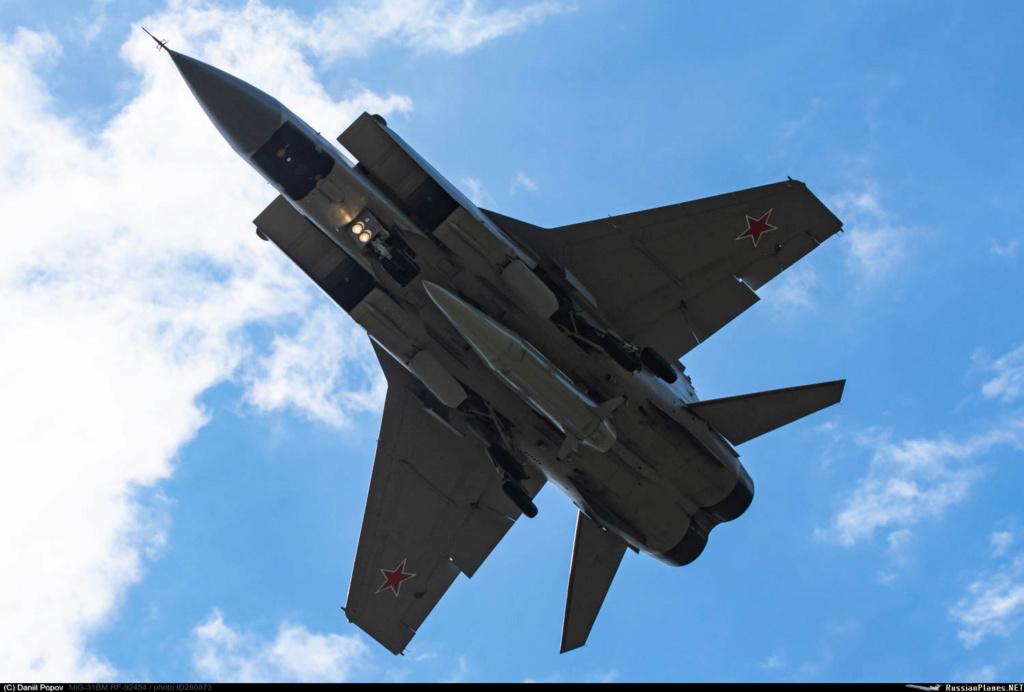 MiG-31BM Interceptor: News - Page 32 28087310