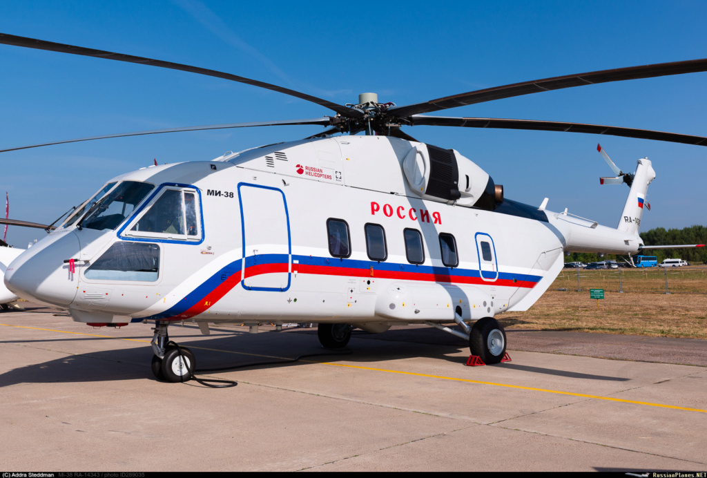 Russian Civil Helicopters: News 28903510