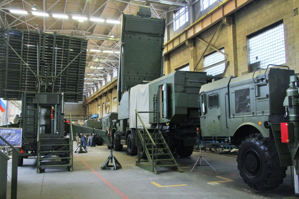 S-300/400/500 News [Russian Strategic Air Defense] #3 - Page 16 5ec08e10