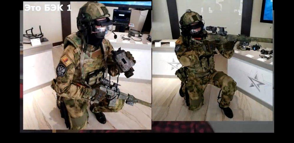'Sotnik' next-gen combat armor 70988210