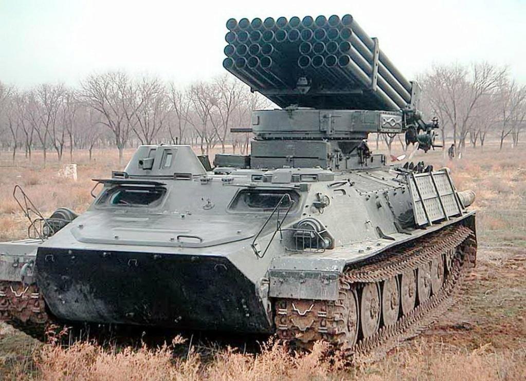 Russian MRLS: Grad, Uragan, Smerch, Tornado-G/S - Page 14 9p13910