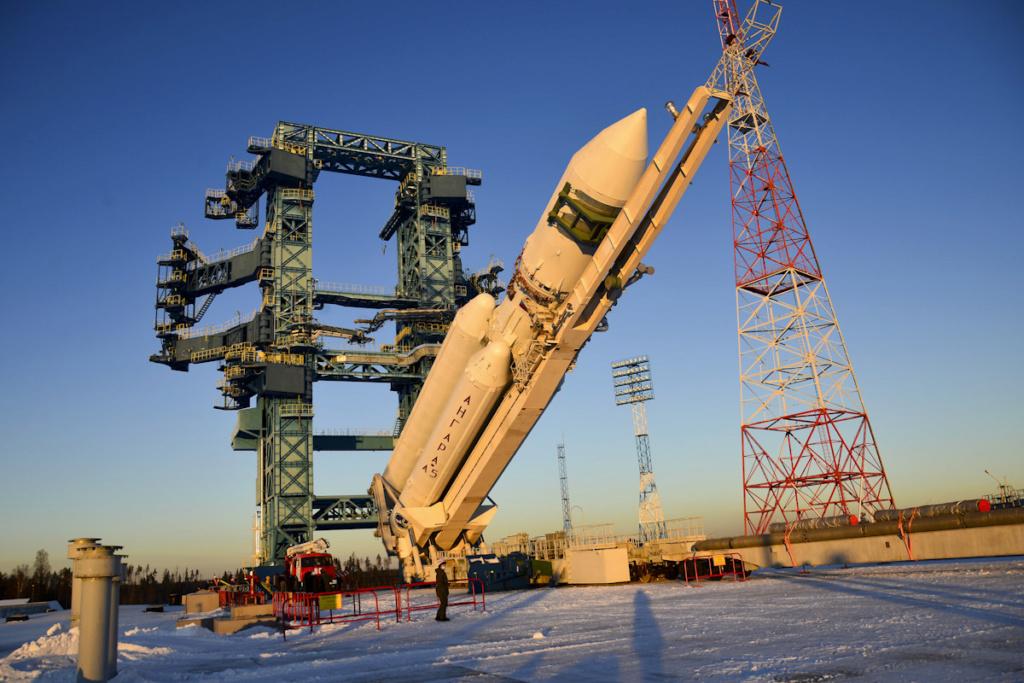 Next Generation Rocket Angara: News - Page 15 Angaga18