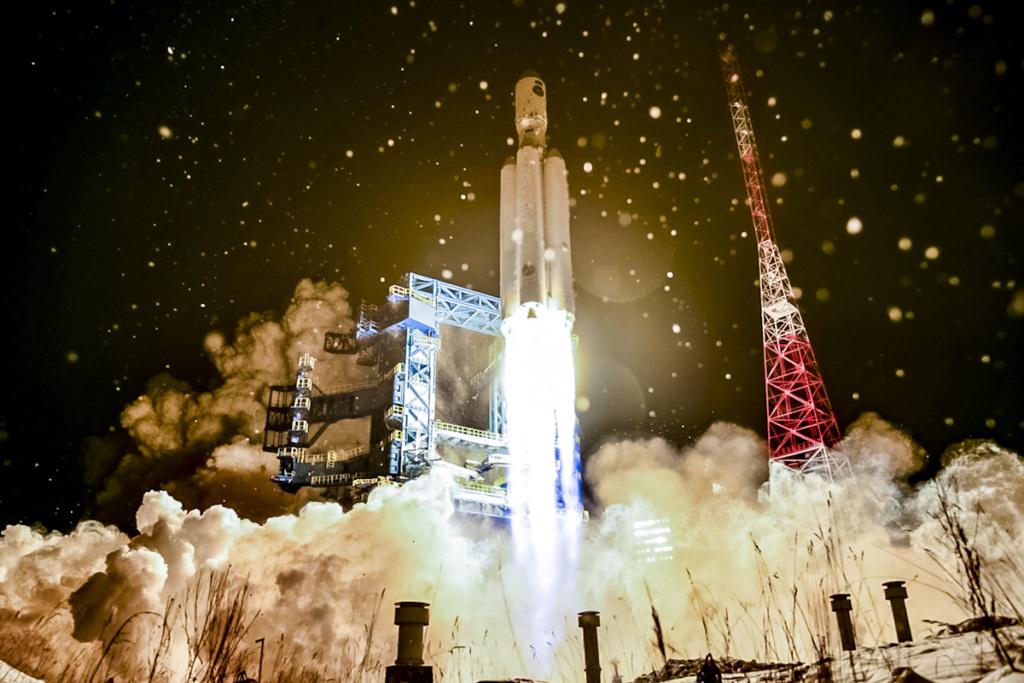 Next Generation Rocket Angara: News - Page 15 Angaga21