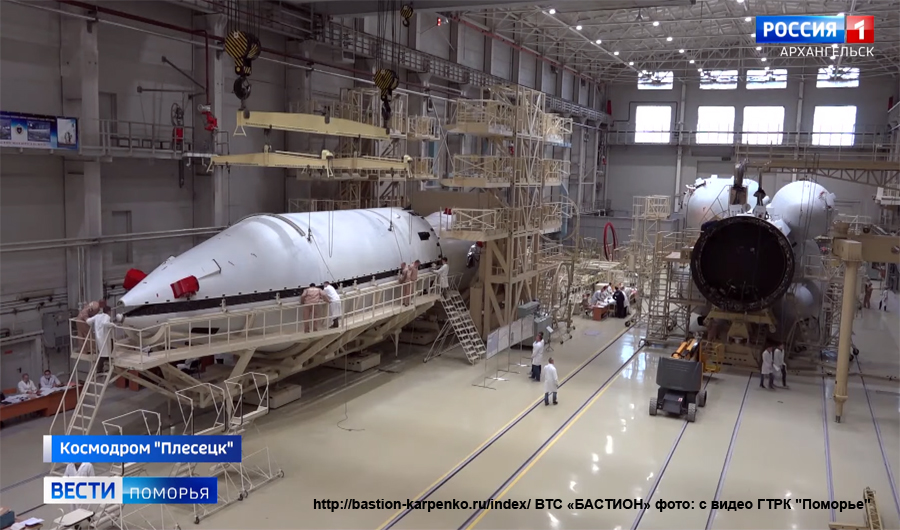 Russian Space Program: News & Discussion #4 - Page 19 Angara11