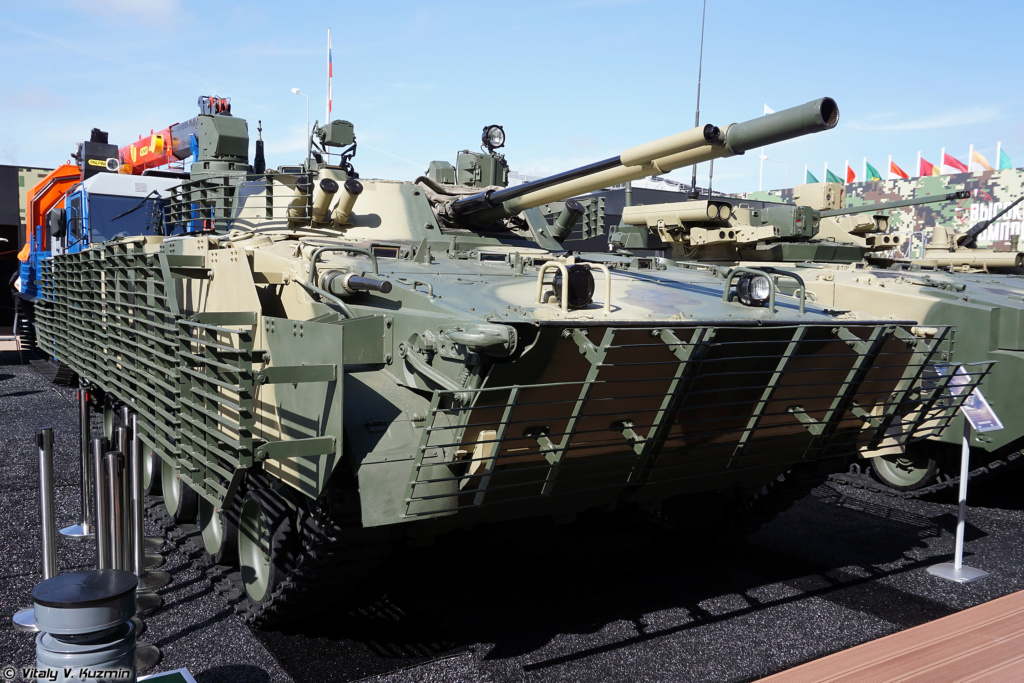 BMP-3 in Russian Army - Page 9 Army2017