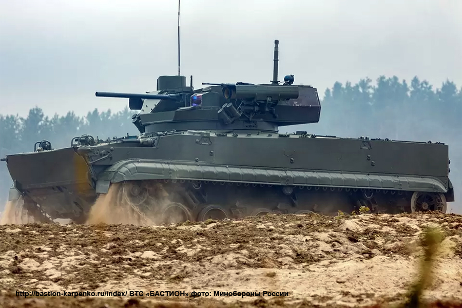 BMP-3 in Russian Army - Page 10 B-19_z10