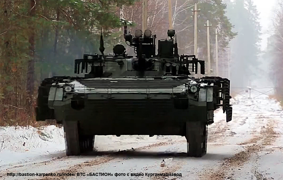 BMP-1 & BMP-2 in Russian Army - Page 10 Bmp-2m11