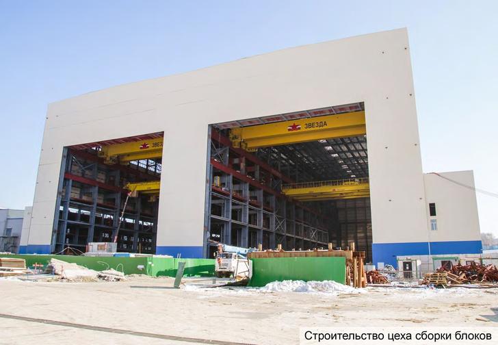 Russian Civil Shipbuilding Sector - Page 4 C2rlbg14