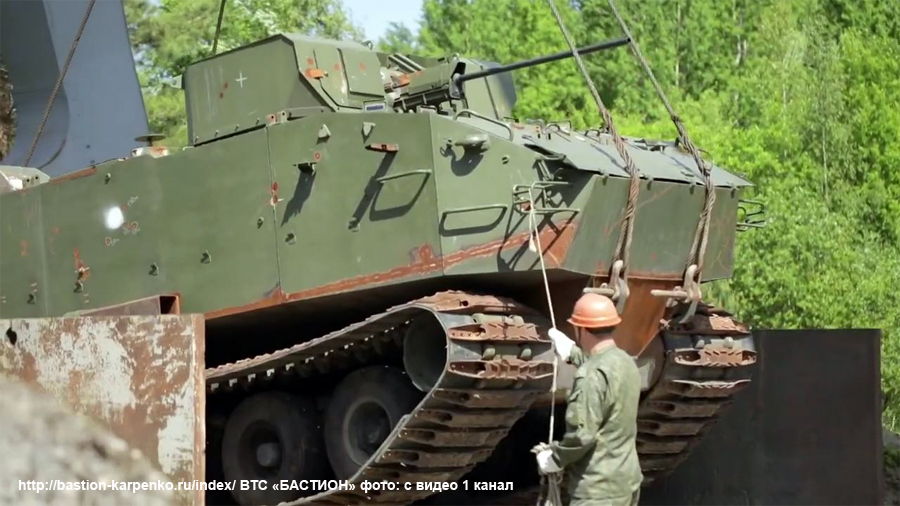 Future of Russian IFV/AFVs - Page 7 Dt-btr11