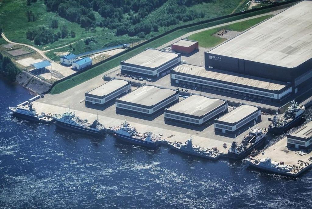 Russian Naval Shipbuilding Industry: News - Page 30 E4rma810