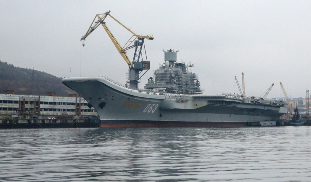 Aircraft Carrier Admiral Kuznetsov: News #2 - Page 26 Ekongz10