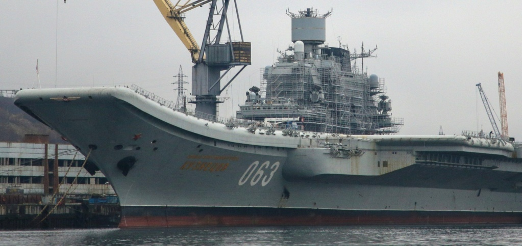 Aircraft Carrier Admiral Kuznetsov: News #2 - Page 26 Ekonil10