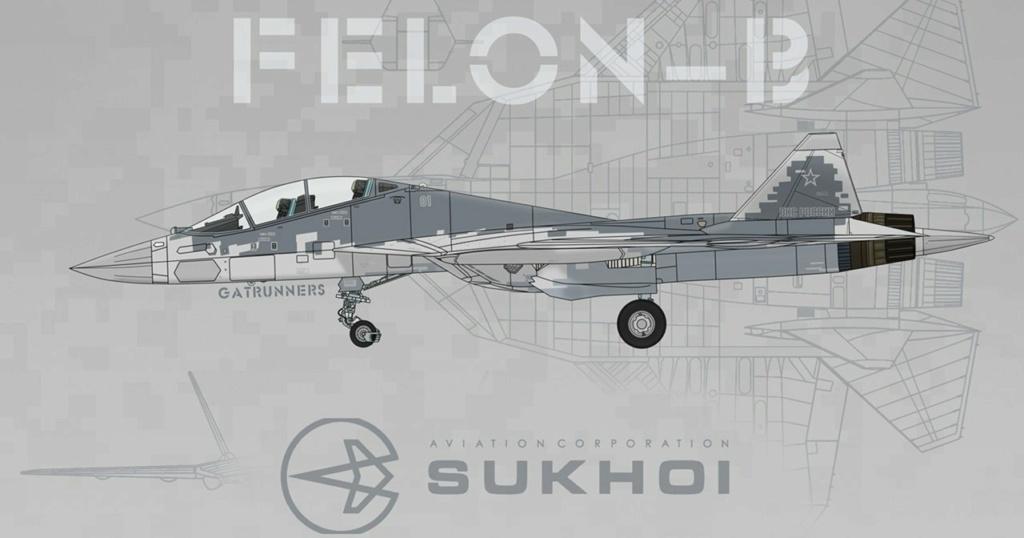Su-57 Stealth Fighter: News #7 Eqa_xk10