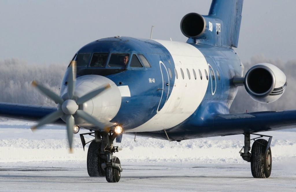 Russian Civil Aviation: News #4 - Page 5 Etkam410