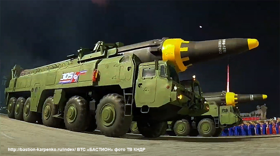 DPR Korea Space and Missiles - Page 6 Hvason13