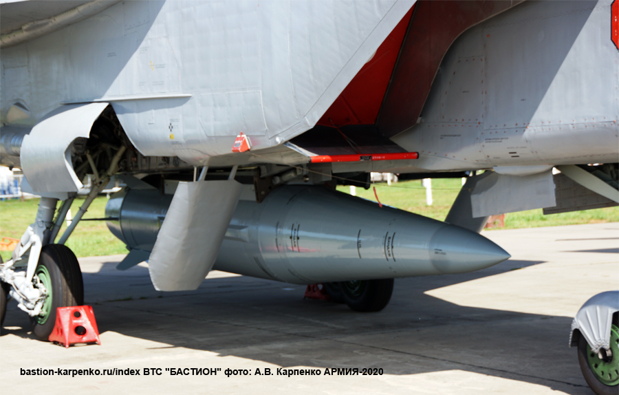 """Kinzhal"" hypersonic aviation-missile complex - Page 13 Mig-3112"