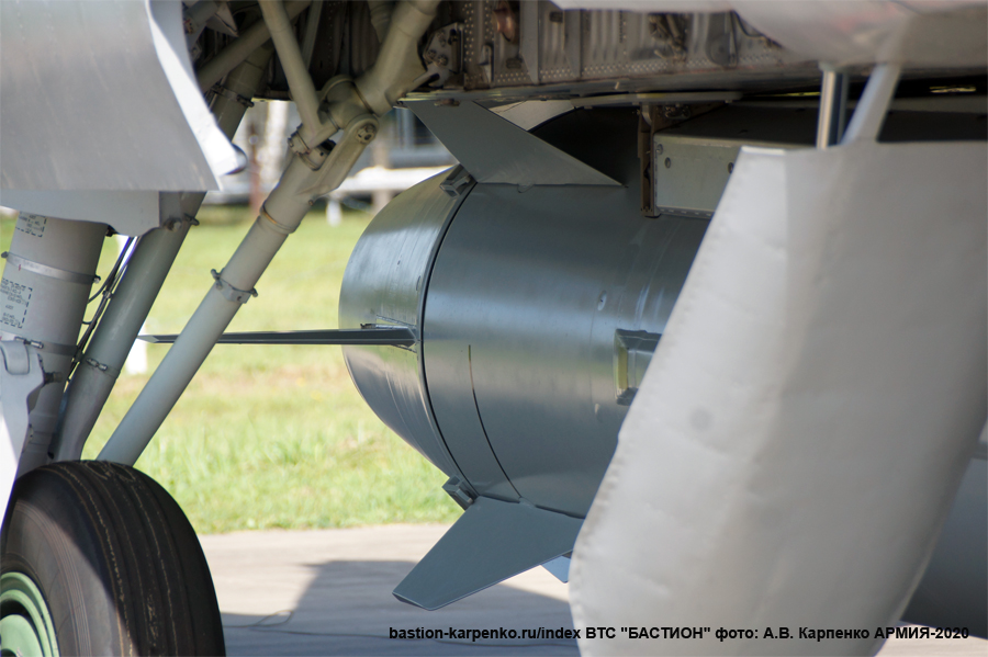 """""""Kinzhal"""" hypersonic aviation-missile complex - Page 13 Mig-3116"""