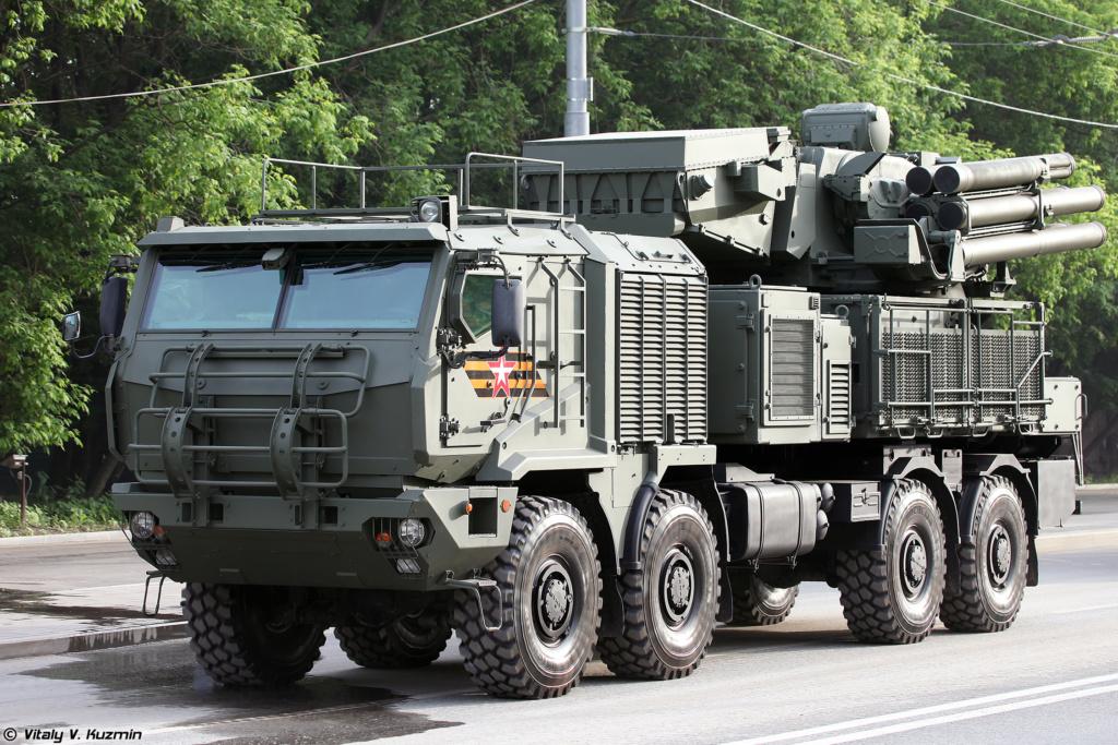 Pantsir missile/gun AD system Thread: #2 - Page 8 Parade21