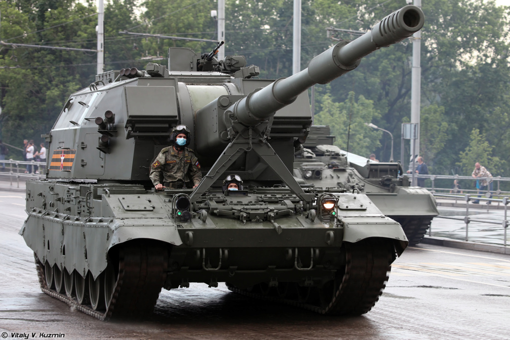 2S35 Koalitsiya-SV 152mm - Page 19 Parade22