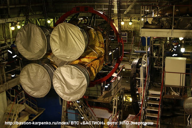 Russian Launch Vehicles and their Spacecraft: Thoughts & News - Page 19 Rd-17110