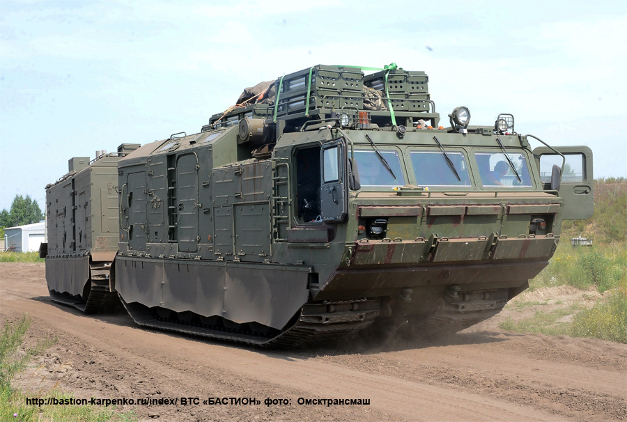 Russian Ground Forces: News #3 - Page 4 Rem-gt11