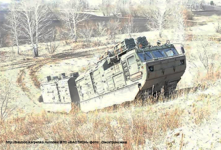 Russian Ground Forces: News #3 - Page 4 Rem-gt12