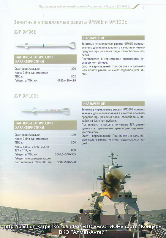 Naval Air Defence systems - Page 7 Resurs12