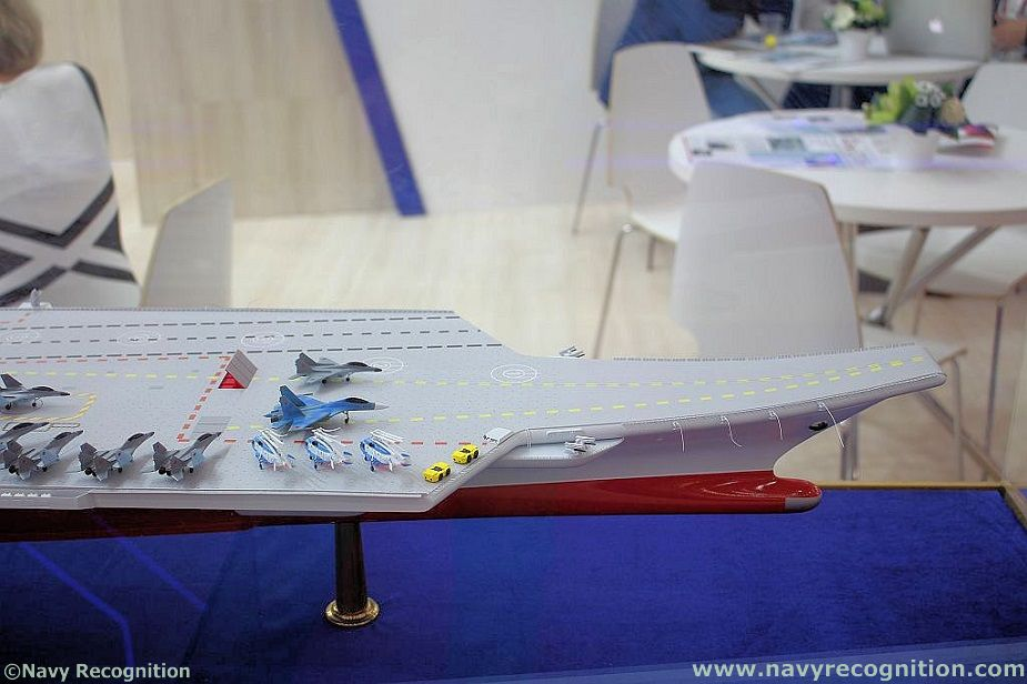 Future russian aircraft carriers. #2 - Page 3 Russia11